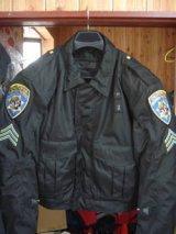 カリフォルニアハイウェイパトロール白バイ専用ジャケット最新タイプ