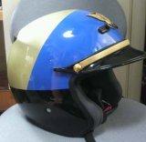 カリフォルニアハイウェイパトロール現行ヘルメット