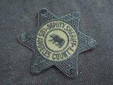 ロサンゼルスカウンティーシェリフSEB(SWAT)バッジパッチ