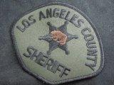 ロサンゼルスカウンティーシェリフSEB(SWAT)ショルダーパッチ