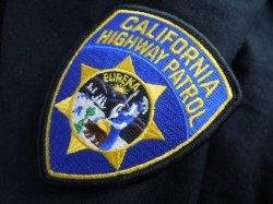 画像1: カリフォルニアハイウェイパトロール実物ショルダーパッチ