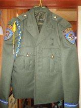 カリフォルニアハイウェイパトロール ドレスジャケット