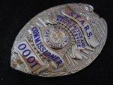 バイオハザード ラークンシティー市警察 スターズ特注バッジ