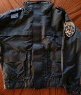 カリフォルニアハイウェイパトロール新型ジャケット