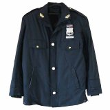 ニューヨーク市警察冬用ロングジャケット 各サイズ