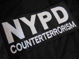 ニューヨーク市警察カウンターテロユニット実物パッチ