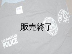 画像1: ロサンゼルス市警察実物レイドシャツ(半袖)日本人L
