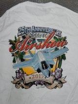 チノエアーショー2017限定半袖Tシャツ 日本人XL