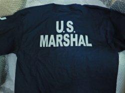 画像2: 連邦保安官 長袖 レイドシャツ US Lサイズ(日本人XLサイズ)