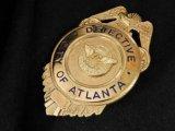 アトランタ市警察ディテクティブ トリプル9ムービープロップバッジ