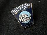ボストン市警察ピン