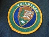 ナショナルパークサービスボランティア パッチ