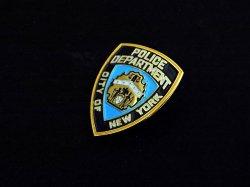 画像1: ニューヨーク市警察ピン