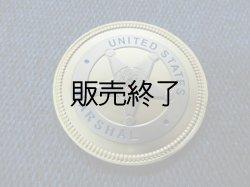 画像2: 連邦保安官&NYPDチャレンジコイン3枚SET大型