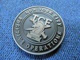 US ICE(米国入国・税関捜査官)チャレンジコイン 大型