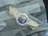 ロサンゼルス市警察エアーサポートオフィサーウィングピン スモール