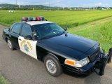 フォードクラウンビクトリアポリスインターセプター 劇用車