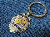 ホノルル市警察キーホルダー オフィサー