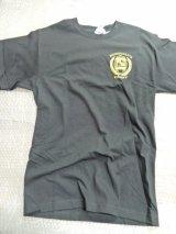 ホノルル市警察ハワイ 半袖Tシャツ 日本人M ブラック