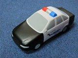 アズーサ市警察柔らかいポリスカーのおもちゃ