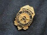 ロングビーチ市警察PPCシューティングマッチユニフォームピン