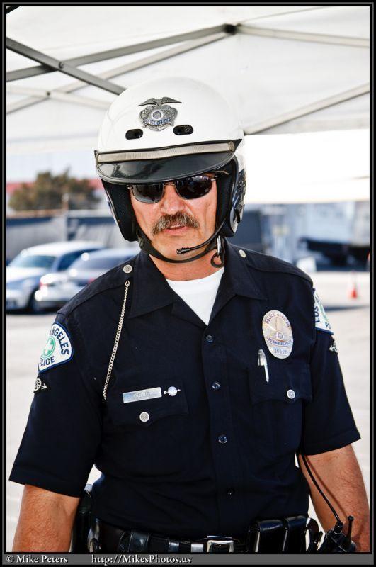 ロサンゼルス市警察ジェットヘル...